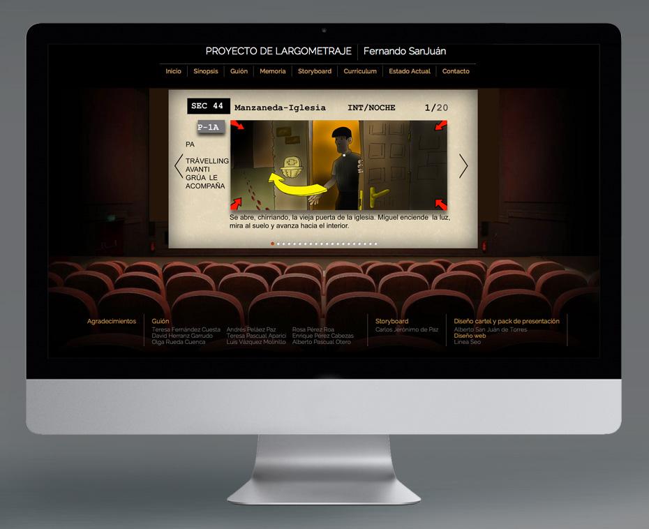 diseño-web-pelicula-presentacion-storyboard