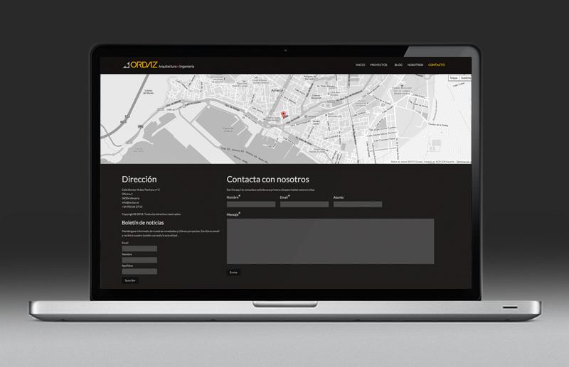 paginas web arquitectos almeria