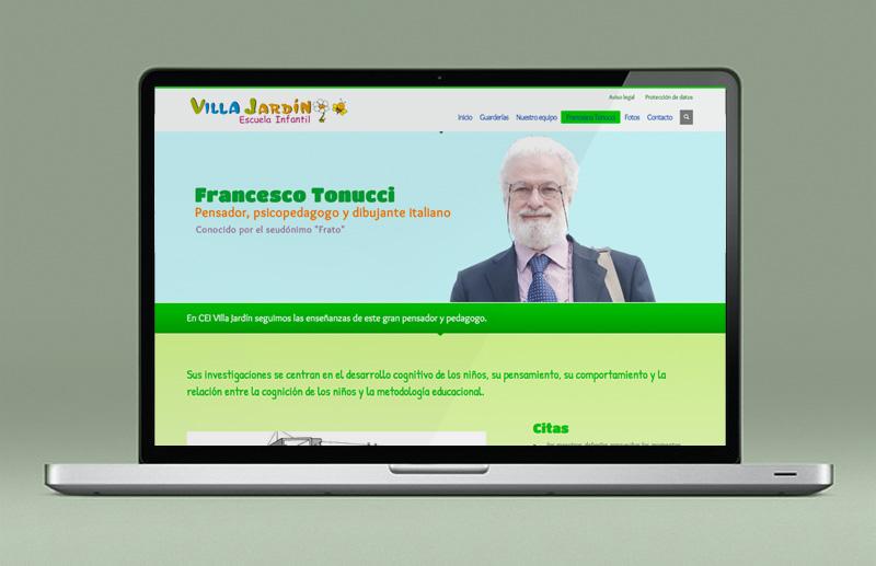paginas-web-guarderias